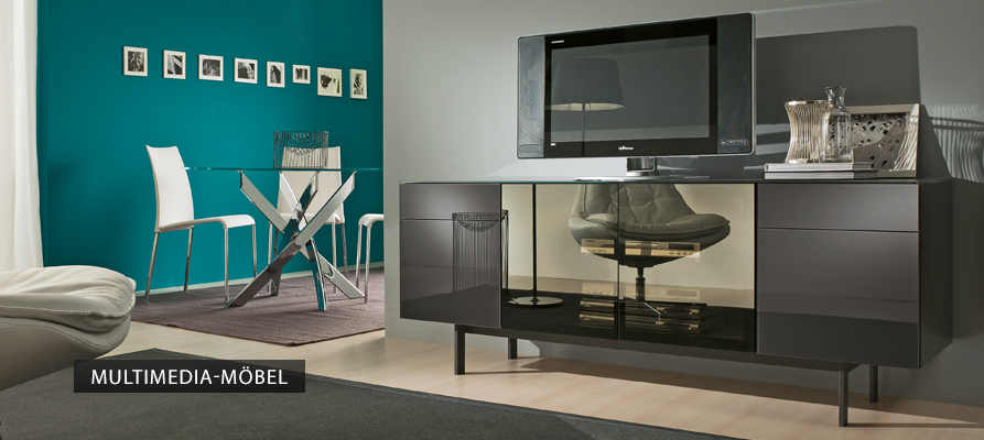 tv racks multimedia m bel online shop casa de. Black Bedroom Furniture Sets. Home Design Ideas