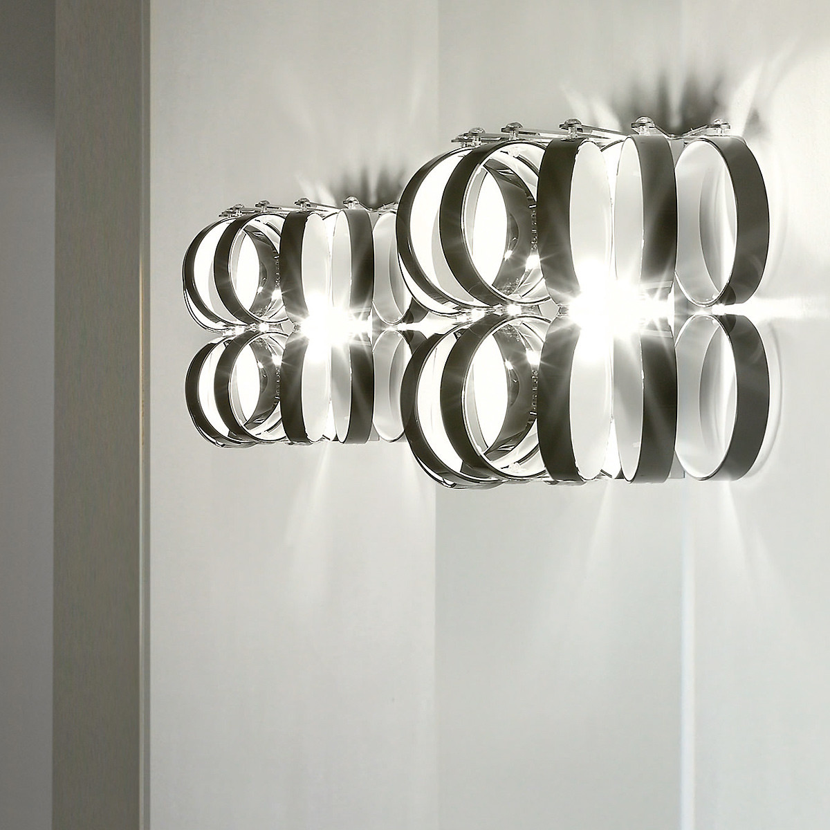 vistosi ecos ap 35 wandleuchte vistosi shop casa de. Black Bedroom Furniture Sets. Home Design Ideas