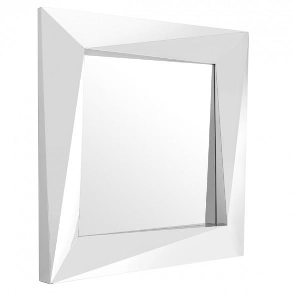 eichholtz rivoli spiegel 100x100 cm edelstahl casa de. Black Bedroom Furniture Sets. Home Design Ideas