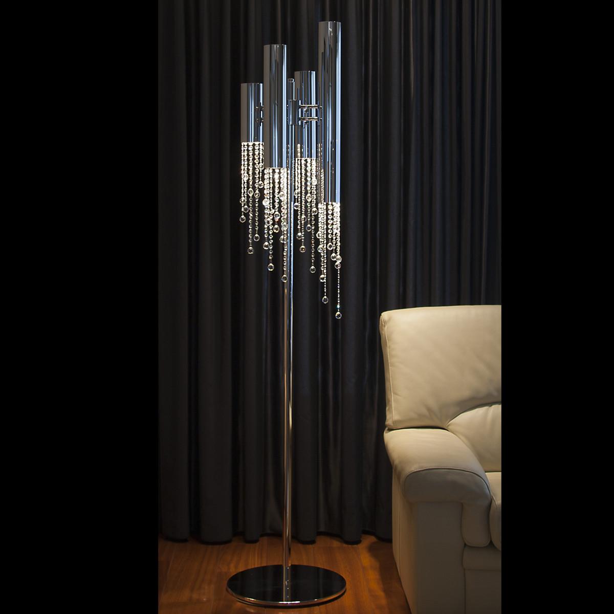 Ilfari sexy crystals f44 stehleuchte casa parisarafo Gallery