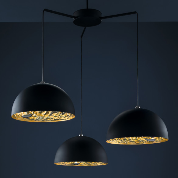 Catellani & Smith STCHU-MOON 02 CHANDELIER LED-Kronleuchter