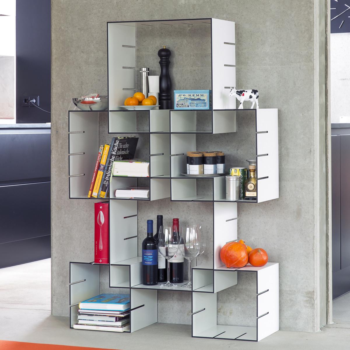 m ller m belwerkst tten konnex standregalsystem casa de. Black Bedroom Furniture Sets. Home Design Ideas