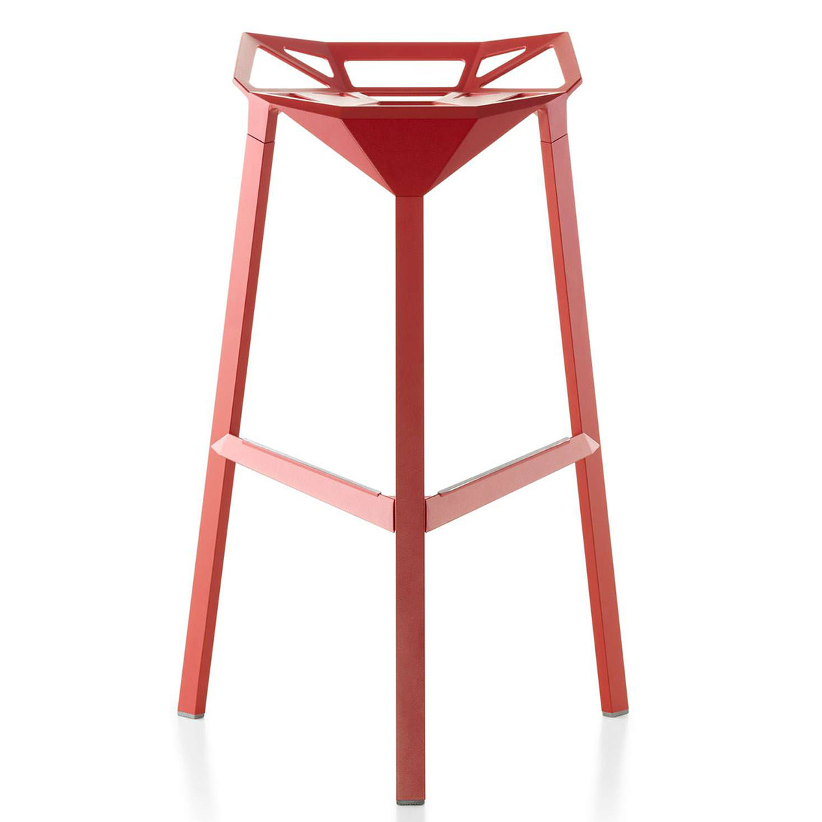 Magis stool one barhocker sitzh he 67 cm in outdoor for Magis outdoor