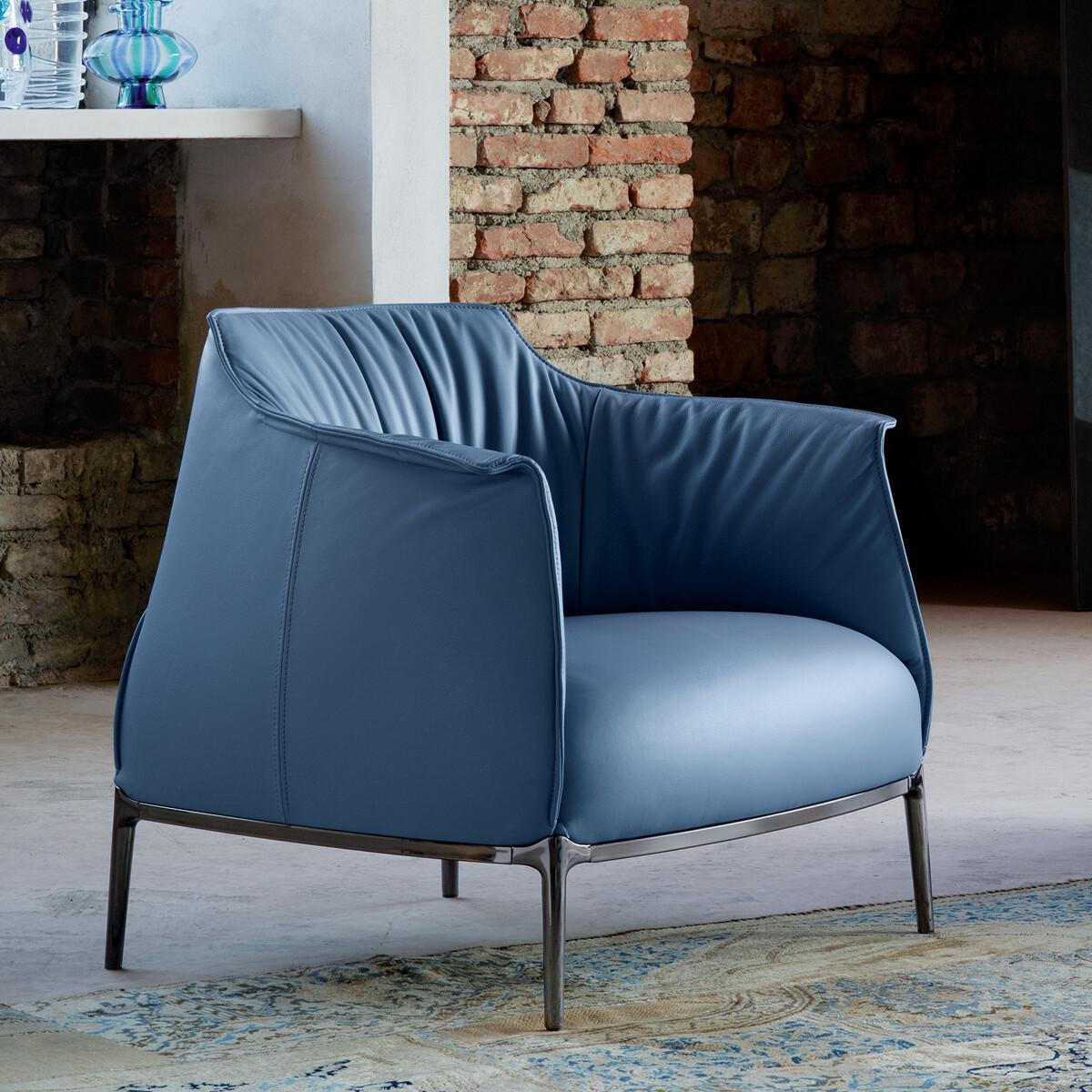 poltrona frau archibald sessel casa de. Black Bedroom Furniture Sets. Home Design Ideas