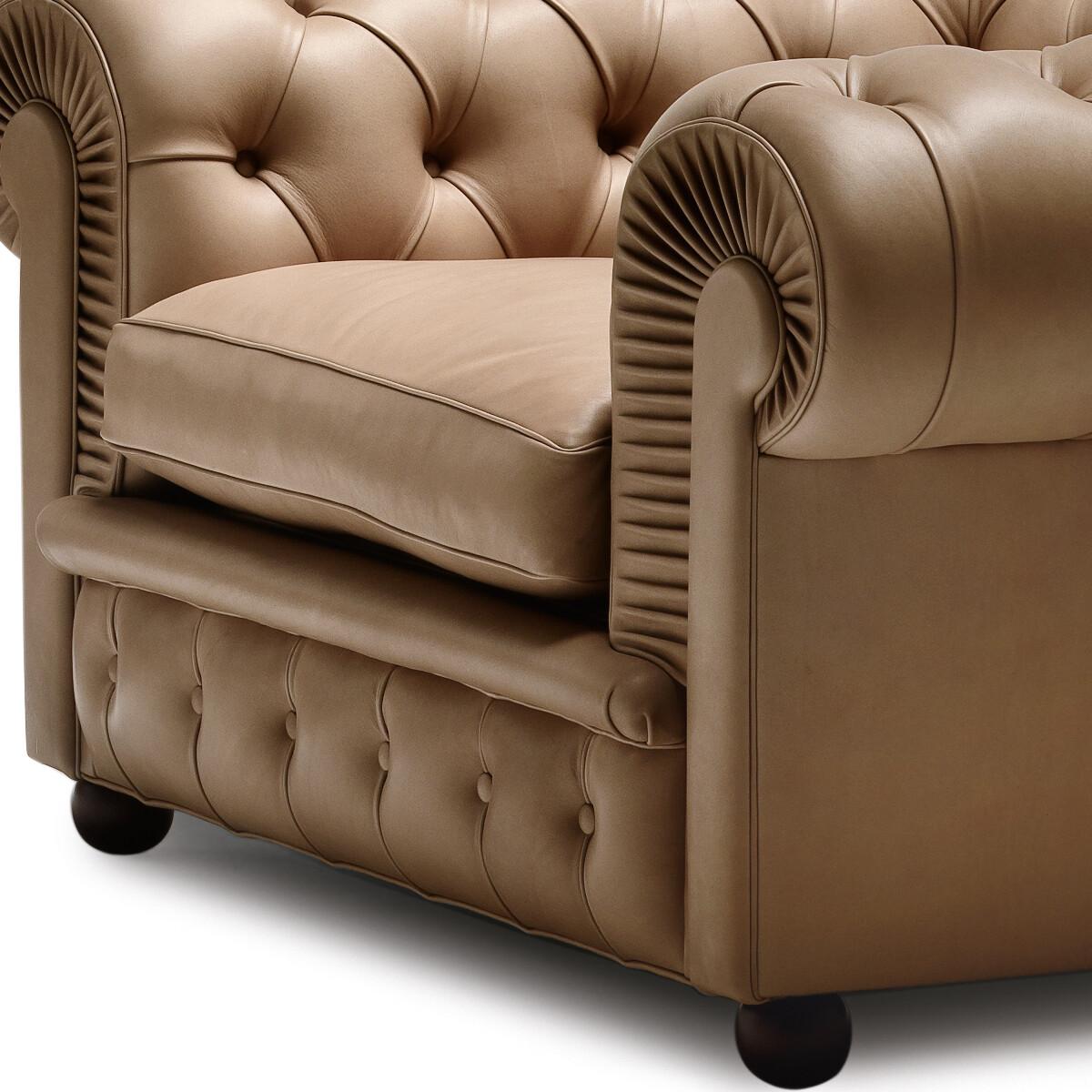 poltrona frau chester one sessel casa de. Black Bedroom Furniture Sets. Home Design Ideas