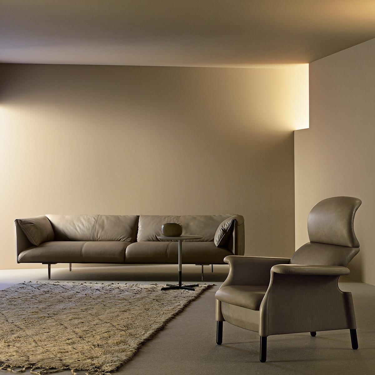 poltrona frau sanluca sessel casa de. Black Bedroom Furniture Sets. Home Design Ideas