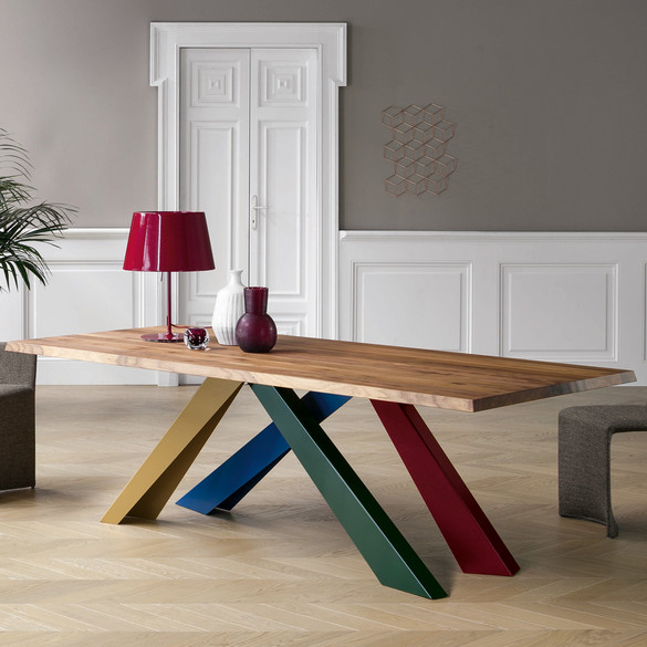 Bonaldo BIG TABLE Ess- und Arbeitstisch 300 cm | CASA.DE