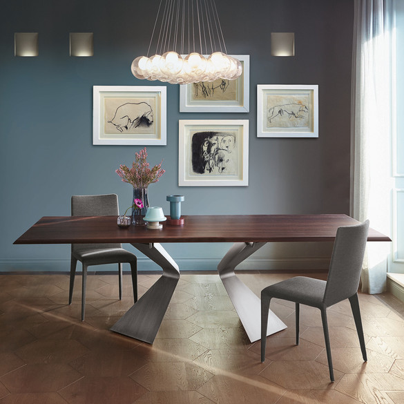 esstisch 300 cm great tisch empire er jahre mbel dnische tische designer tische esstisch cm. Black Bedroom Furniture Sets. Home Design Ideas
