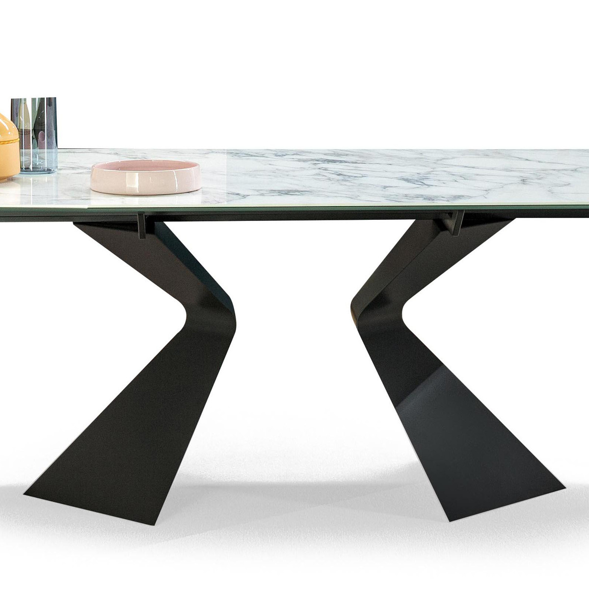 bonaldo prora esstisch 300 cm keramikplatte casa de. Black Bedroom Furniture Sets. Home Design Ideas