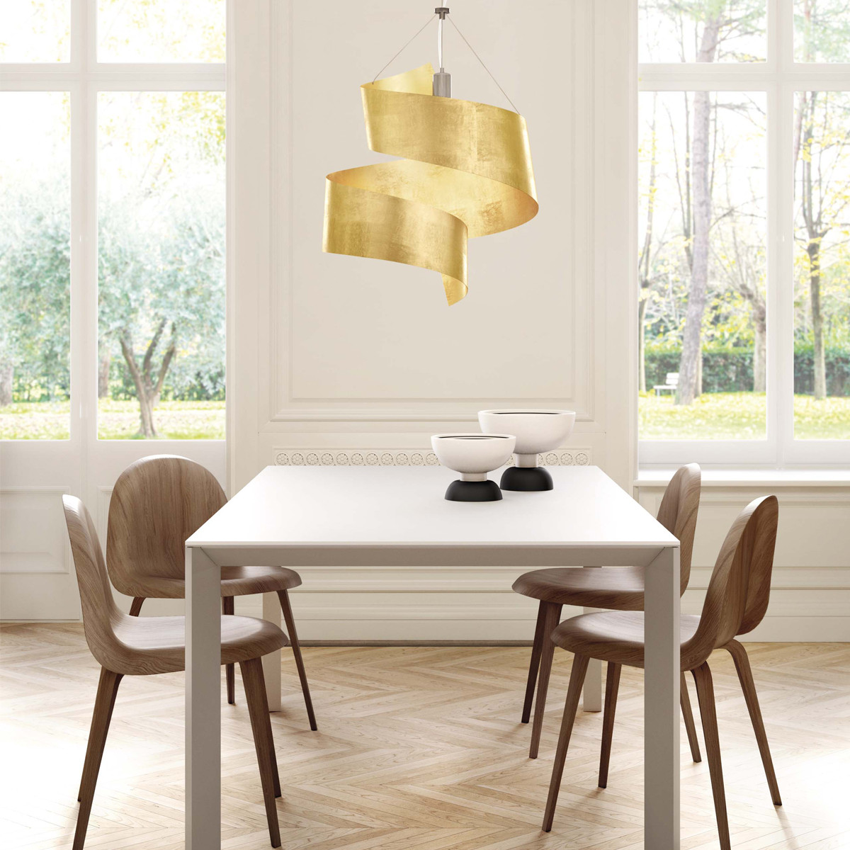 marchetti garagoi s pendelleuchte 44 cm casa de. Black Bedroom Furniture Sets. Home Design Ideas