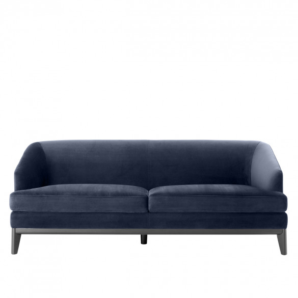 EICHHOLTZ Monterey Sofa 195 cm, Midnight Blue