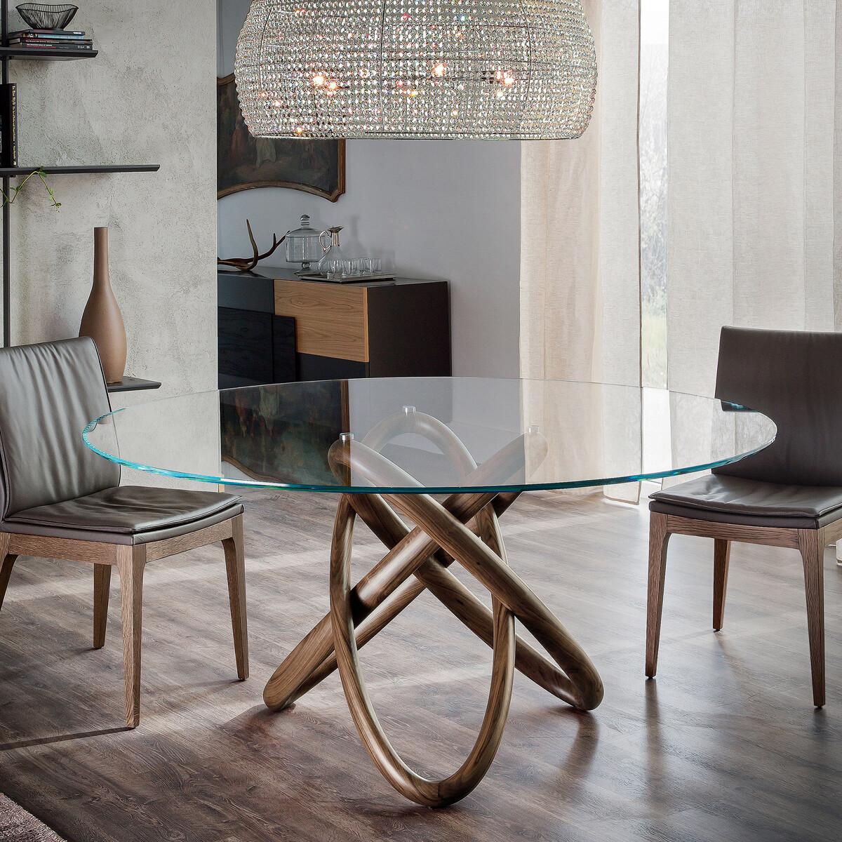 cattelan italia carioca esstisch 140 cm casa de. Black Bedroom Furniture Sets. Home Design Ideas