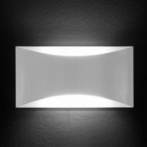 led wandleuchte aussen led wandleuchte neptun ip in silber axled wall light iretta led. Black Bedroom Furniture Sets. Home Design Ideas