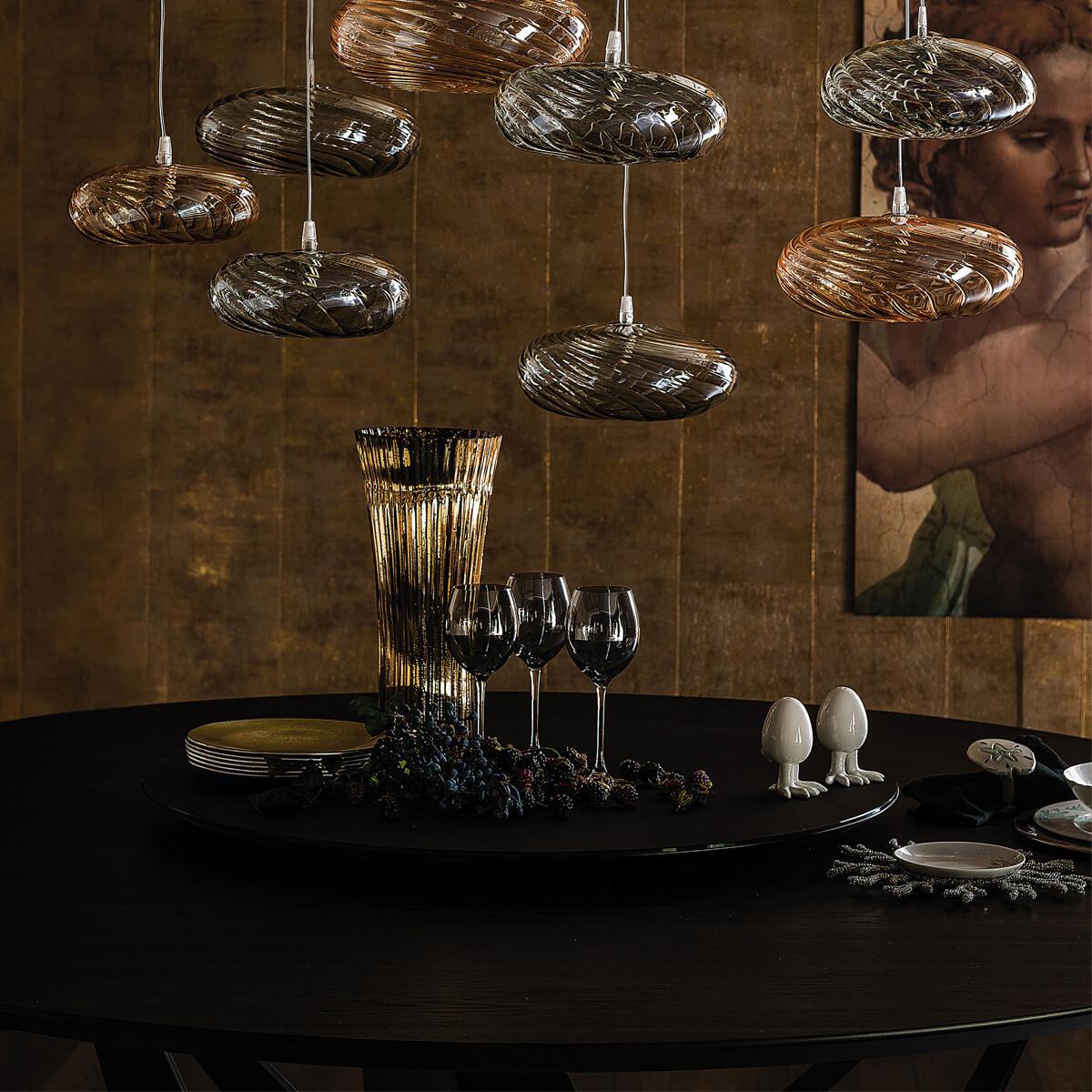 cattelan italia skorpio round esstisch 140 cm casa de. Black Bedroom Furniture Sets. Home Design Ideas