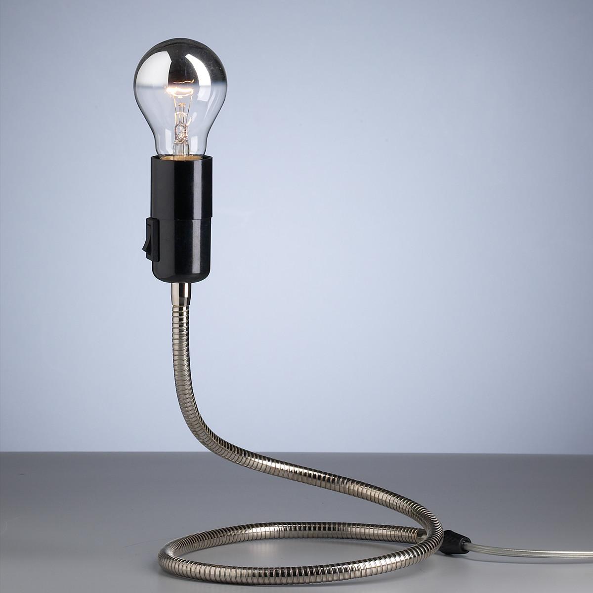 tecnolumen lightworm tischleuchte casa de. Black Bedroom Furniture Sets. Home Design Ideas