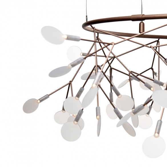 Moooi HERACLEUM SMALL BIG O LED-Pendelleuchte