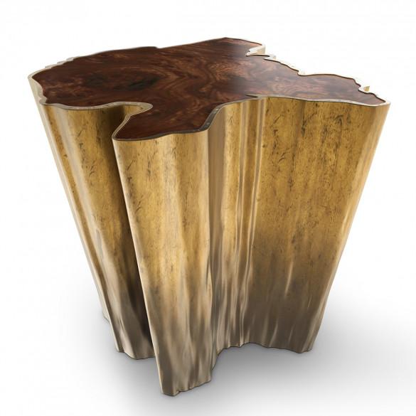Brabbu sequoia designer beistelltisch casa de for Designer beistelltisch klassiker