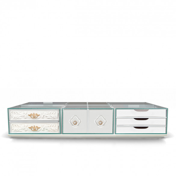BOCA DO LOBO Coffee Table Couchtisch - SOHO Kollektion