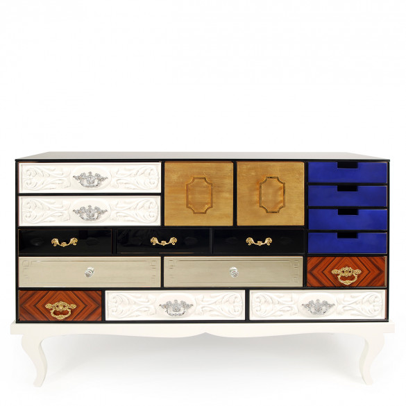 BOCA DO LOBO Soho Sideboard - SOHO Kollektion