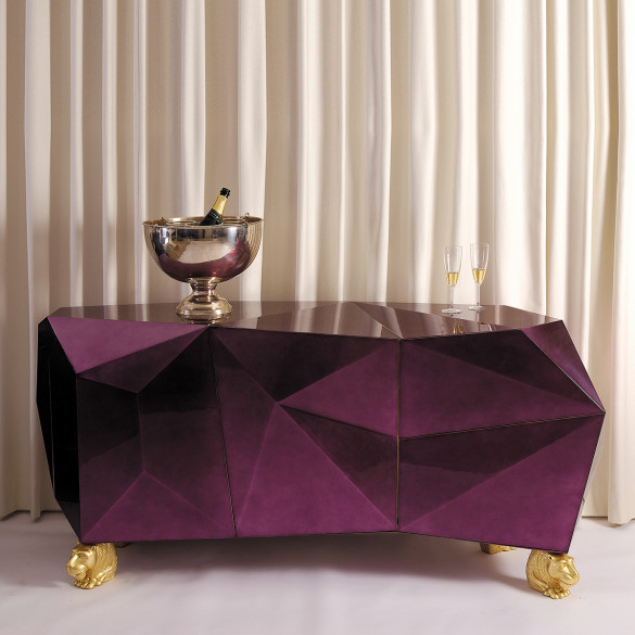 BOCA DO LOBO Diamond Sideboard - Limitierte Edition