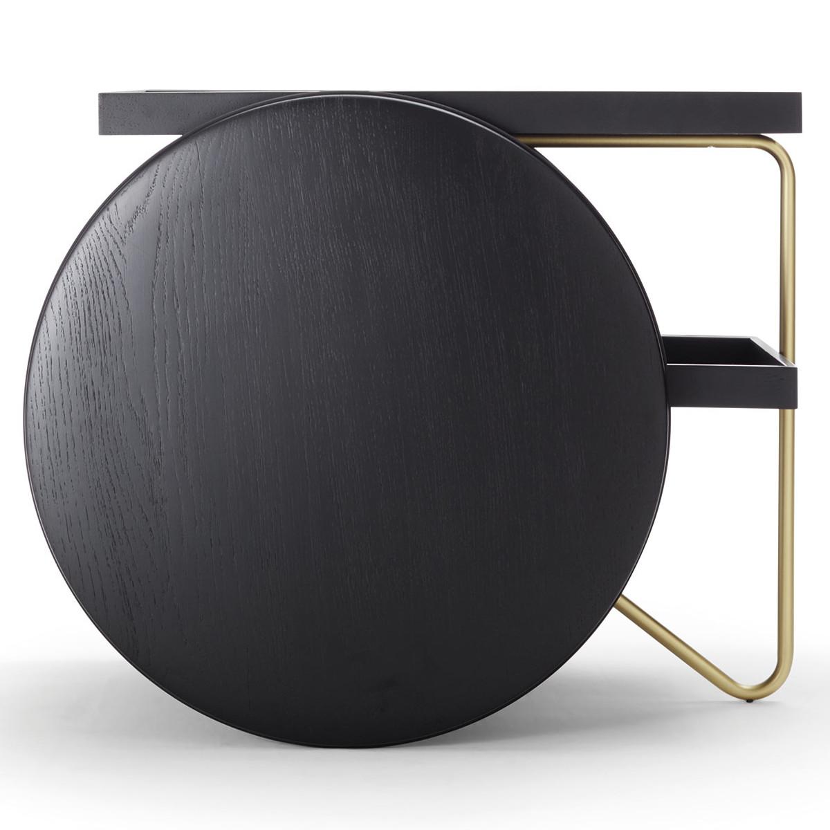 casamania chariot beistelltisch und barwagen casa de. Black Bedroom Furniture Sets. Home Design Ideas