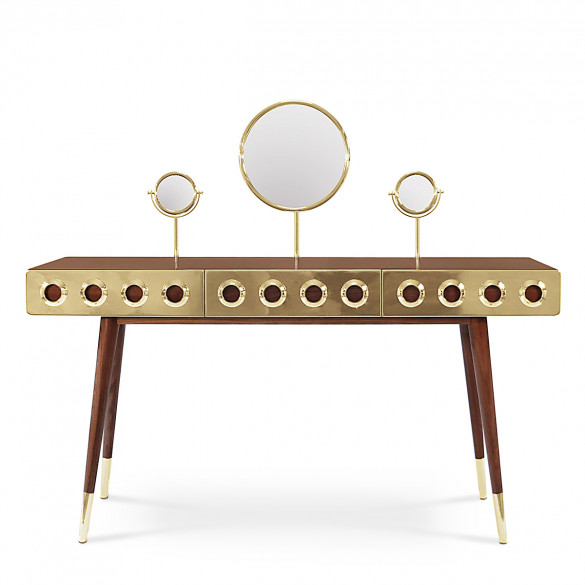 Essential Home MONOCLES DRESSING TABLE