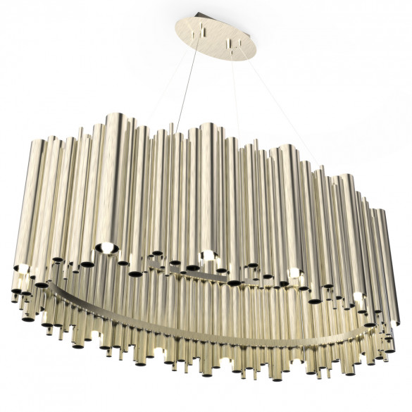Delightfull BRUBECK OVAL Pendelleuchte - LED-Version