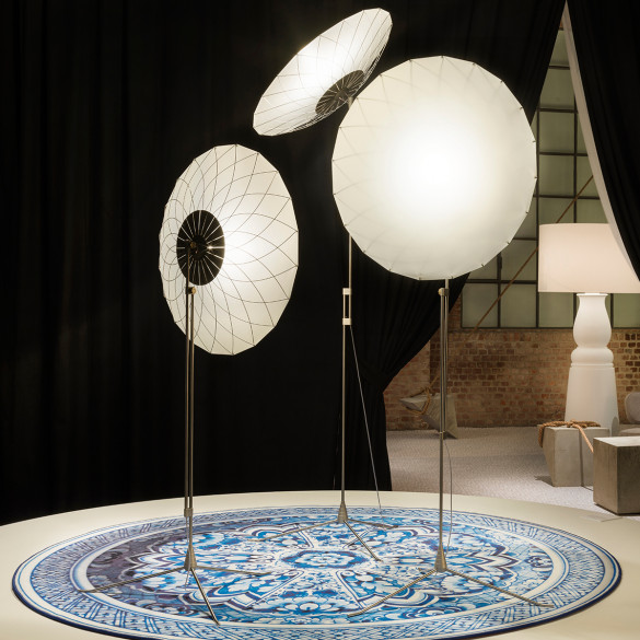 Moooi Filigree Floor Lamp LED Stehleuchte