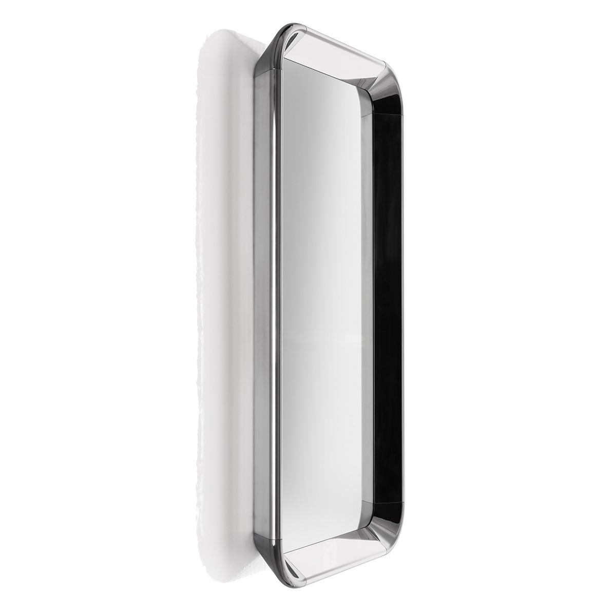 MAGIS Déjà-vu Wandspiegel 137 cm, Aluminium poliert | CASA.DE