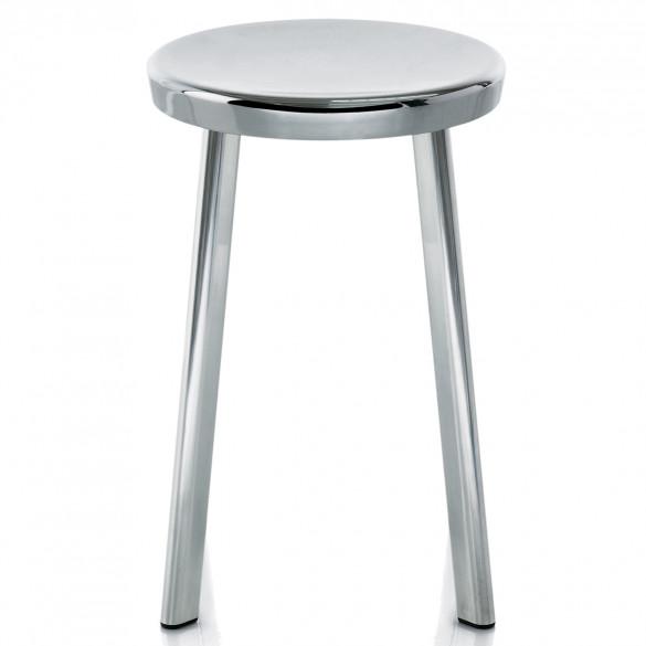 magis d j vu hocker 50 cm aluminium poliert casa de. Black Bedroom Furniture Sets. Home Design Ideas